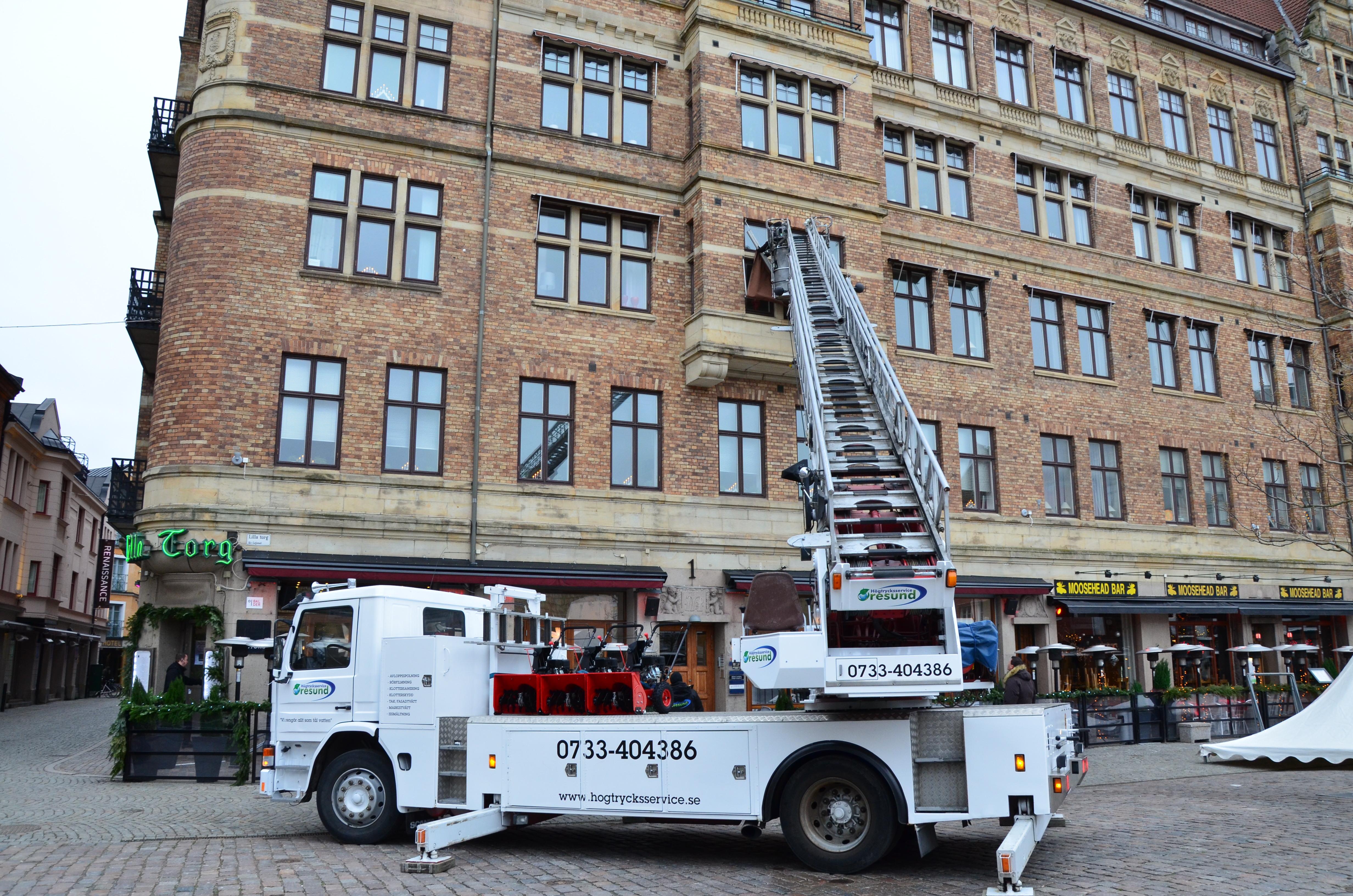 När brandkåren inte kan rycka ut så kan vi!